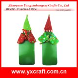 Christmas Decoration (ZY14Y380-1-2) Christmas Craft Factory Scarecrow