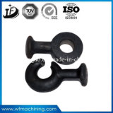 Metal Forge Wrought Iron Steel Forging Parts with CNC Machining