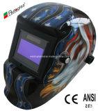 CE Solar Auto Darkening Welding Helmet (G1190TF)
