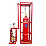 4.2MPa Pipe Network FM200 Gas Fire Extinguisher System
