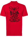 Custom Men′s Polo Shirt with Embroider