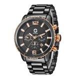 2017 Badatong Hot -Selling Solar Watch, Man Ceramic Chronograph, OEM Solar Watch