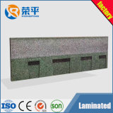 Laminated Shingle Fiberglass Reinforcement Asphalt Shingle for Thailand Market