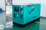 80kw/100kVA Silent Electric Power Diesel Generator Set by Cummins