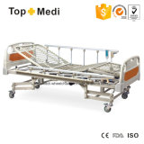 4 Functions Height Adjustable Reclining Medical Hospital Bed Home Care Bed