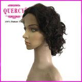 Quercy Hair Brazilian Virgin Hair Short Human Hair Wig Virgin Human Hair Wig Natural Color No Tangle No Shedding (HW-078)