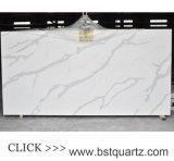 China Special Calacatta Artificial Quarts Stone