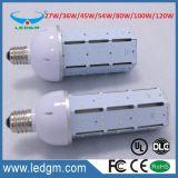 Ce EMC LVD RoHS IP20 Non Waterproof E27 E40 27W/36W/45W/54W/80W/100W/120W LED Corn Lamp Garden Road Light