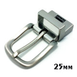 High Quality Metal Zinc Alloy Reversible Buckle for Dress Belts Garment Shoes Handbags (XWS-ZD483)