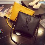 Fashionable Bowknot Messenger Bag Female Shoulder Bag Handbag