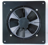 Axial Fan with Square Steel Frame 200mm - 810mm