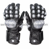 Armed Police Tactical Glove with Electric Pulse and Carbon Fibers