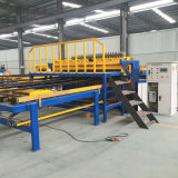 Construction Reinforcing Mesh Panel Welded Machine