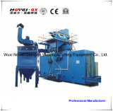 H1012 Roller Conveyor Type Steel Plate Shot Blasting Machine