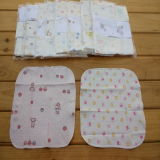 100% Cotton Baby Gauze Handkerchief Muslin Square
