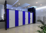 Durable Phenolic Resin HPL Laminate Toilet Cubicle