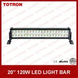 Totron 9-32V 120W 7200lumens, IP68 off Road LED Light Bar