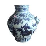 Chinese Antique Ceramic Vase Lw166