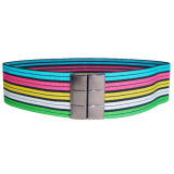 Classic Style Young Lady′s Elastic Belt (KY2316)