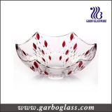 Small Bead Color Glass Bowl (GB1620YM-2/P)