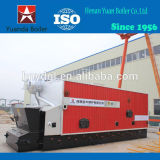 Low pressure Steam output biomass fired boiler