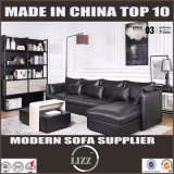 Home Furniture Leather Feather Sofa of Australia for Living Room