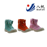 Injection Canvas Upper Casual Boots Bf161020