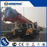 Sany 75 Ton Hydraulic Truck Crane in Algeria Stc750A