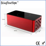 Cuboid Portable Bluetooth Mini Speaker with LED Light (XH-PS-649)