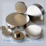 N52 Big Size Permanent NdFeB Disc Magnet