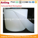Mesh Film Topsheet, Perforated Film for Sanitary Napkins, Raw Materials