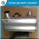 Wd615 Series Diesel Engine Muffler 612600110108