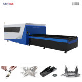 500W/1000W/15000W CNC Laser Cutting Machine Laser Cutter for Steel Plate