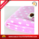 2017 Hot Sale Super Soft Thick Heavy Flannel Fleece Blanket