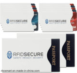 RFID Blocking Sleeves Graphic Designer Identity Protection Credit Card Protectors