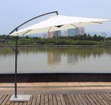 Deluxe Offect Outdoor Sun Promotional Hanging Garden Umbrella