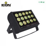 15X15W RGB 3in1 Waterproof LED Wall Washer Light for Outdoor