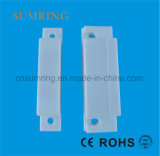 Door or Windows Surface Mounted White Magnet Switch