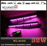 Purple Color LED Windshield Flash Lights