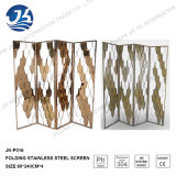 Different Colors and Designs Stainless Steel Folding Screen Room Divider
