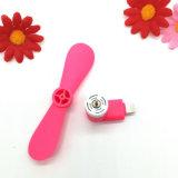 Custom Logo Mini USB Fan for iPhone Se/5/6/6s Plus/7/7 Plus