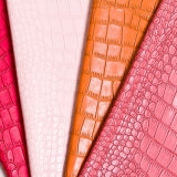 Crocodile PVC Synthetic Leather for Handbags