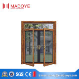 Madoye Latest Design Powder Coated Thermal Break Aluminum Casement Window