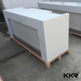 Hospital Artificial Stone Solid Surface Reception Desk
