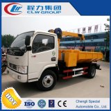 Dongfeng Dlk 4X2 New Design Silt Dredging Truck for Sale