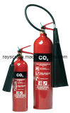 Inmetro of Sng CO2 Fire Extinguisher Empty
