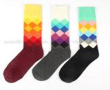 OEM Hot Sale Colorful Cotton Soft Socks for Promotion