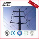 9m 10m Galvanized Steel Electric Pole