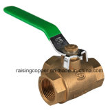 3 Ways Brass Ball Valve