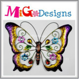 Wholesale Hot Sales Gifts Butterfly Garden Wall Decoration